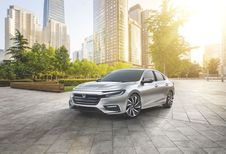 NAIAS 2018 - Honda Insight, avec prolongateur d'autonomie