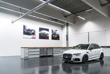 Abt maakt de Audi RS3 Sportback nog krachtiger