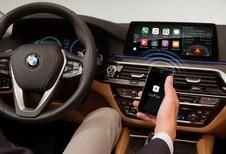 BMW : l'option Apple CarPlay limitée à 3 ans