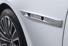 Jaguar XJ bereidt opvolging voor