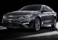 Kia Optima 2018 : voici son futur visage