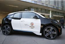 Politie Los Angeles heeft 100 BMW's i3, maar gebruikt ze nauwelijks