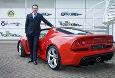 Lotus-baas is geflitst maar mag rijbewijs houden