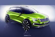 GimsSwiss - Škoda Vision X: hybride concept als voorbode