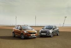GimsSwiss - Ford Ka+ et Ka+ Active : facelift et crossover
