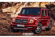 Mercedes-AMG G63 zoals X-Tomi hem ziet