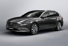 GimsSwiss - Mazda : le break 6 à Genève !