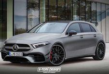 Mercedes-Benz Classe A : une 4e génération plus sportive que jamais