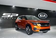 Kia SP Concept: voor de Indische markt