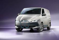 Wat als BMW een hybride bestelwagen zou maken?