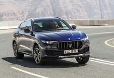 Maserati Levante zou kunnen verdwijnen