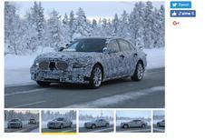 Mercedes Classe S : déjà une première sortie pour la prochaine génération !