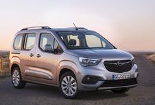 Opel Combo Life volgt Citroën Berlingo