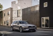 GimsSwiss – Volvo V60 2018 : la SPA en héritage