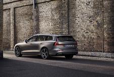 Nieuwe Volvo V60 is een V90 in XC60-formaat