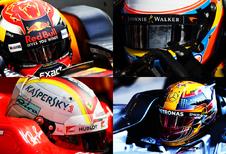 Welke F1-piloot rijdt voor welk team in 2018?