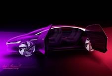 GimsSwiss - Volkswagen I.D. Vizzion 2018: toekomstige Phaeton