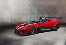 Lotus 3-Eleven 430 is nog sneller