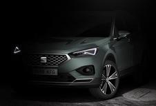 Seat Tarraco : la face avant hexagonale du SUV