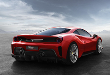 Ferrari 488 Pista gaat officieel