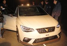 Zeg niet Seat Ibiza Cupra tegen de Cupra Ibiza Concept