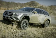 Mercedes E-Klasse All Terrain 4X4