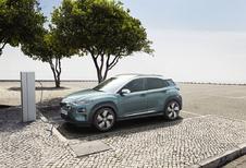 Hyundai Kona Electric komt als Short en Long Range