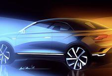 Volkswagen T-Roc Cabriolet in 2020 #1