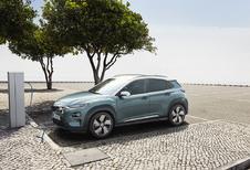 Hyundai Kona: 470 kilometer rijbereik