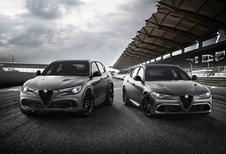 Nürburgring-edities voor de Alfa Romeo Giulia en Stelvio Quadrifoglio