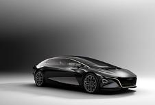 GimsSwiss – Lagonda Vision Concept: elektrische luxe