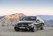 Gims 2018 – Mercedes-AMG C43 4Matic: 390 pk
