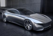 """Gims 2018 - Hyundai Concept """"le fil rouge"""": scharnierpunt voor het design"""