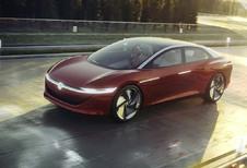 GimsSwiss - Volkswagen I.D. Vizzion: de Tesla Model S voorbij