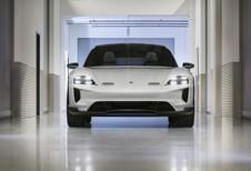 Mission E Cross Turismo toont Porsche's toekomstvisie
