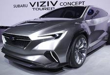 Is de Subaru Viziv Tourer de opvolger van de Levorg?
