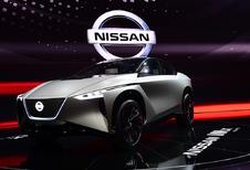 Nissan IMx KURO krijgt hersenbesturing in Genève