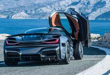 Porsche prend 10% de parts dans Rimac