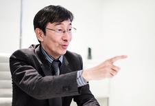 Mamoru Ishii: 'Impreza is als een smartphonecase voor de passagiers'