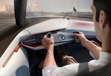 BMW houdt vast aan pedalen en stuur