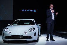 Alpine-CEO trekt naar Jaguar Land Rover