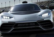 Mercedes-AMG Project One gaat een frisse neus halen