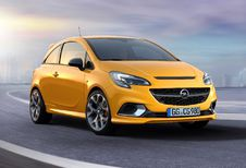 Opel Corsa GSi: met OPC-chassis