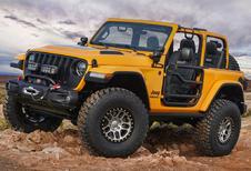 Jeep gaat op safari en neemt mee… 7 concepts