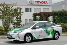 Toyota : deux sources d'énergie pour la Prius... brésilienne