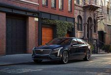 NYIAS 2018 – Cadillac CT6 V-Sport krijgt nieuwe V8