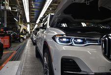 WLTP dwingt BMW om productie te beperken