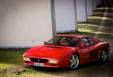 La Ferrari Testarossa de Johnny Halliday enflamme les enchères