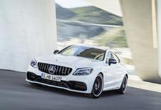 Vernieuwde Mercedes-AMG C63 haalt hogere topsnelheid