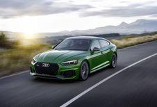 NYIAS 2018 - Audi RS5 Sportback : une première américaine !
